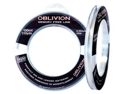 Asso Obvilion Shock Leader 100 m 0,50 mm,