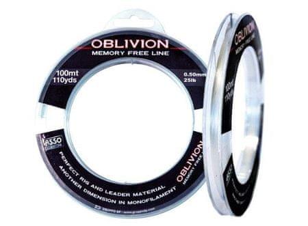 Asso Obvilion Shock Leader 100 m 0,55 mm,