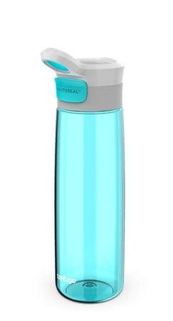 Contigo steklenica za vodo Grace, 0,75, svetlo modra/bela