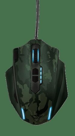 Trust gaming miška GXT 155, vojaška