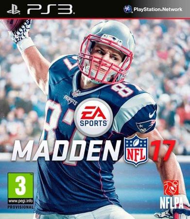 EA Games Madden NFL 17, PS3