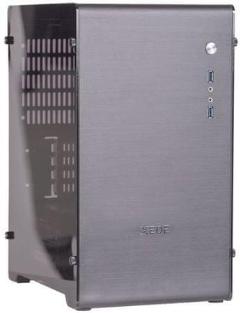 XEDE komputer stacjonarny PLAY i3-750A SSD