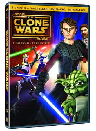 Star Wars: A klónok háborúja 1. évad