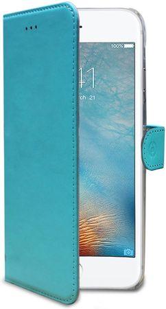 CELLY Wally Apple iPhone 7 Plus Flip tok, Türkiz