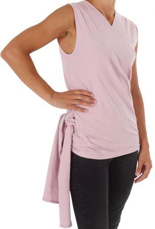 Candide Skin to Skin koszulka - Wrap Top, Pink