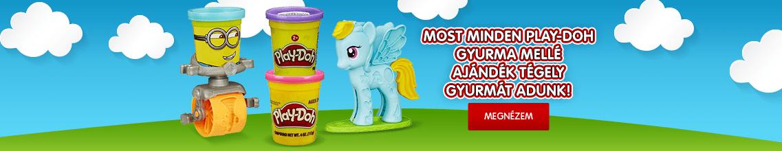 Gyurma - Play-Doh