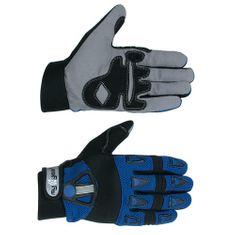 All-Ride motoros kesztyű l kék/fekete
