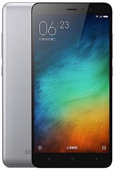 Xiaomi Redmi Note 3, CZ LTE, 2GB/16GB šedý