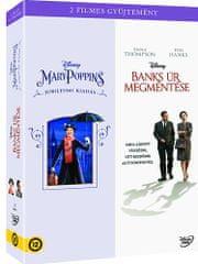 Mary Poppins 2 filmes gyűjtemény (2015)