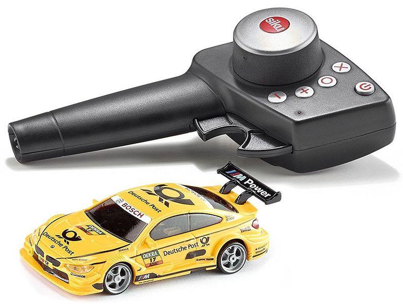 SIKU Racing - BMW M4 s dálkovým ovladačem a nabíječkou1:43