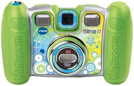 Vtech Kidizoom Twist Plus X7 - Zelený