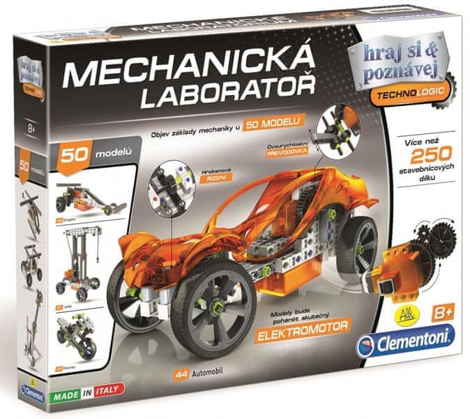 Albi Mechanická laboratoř
