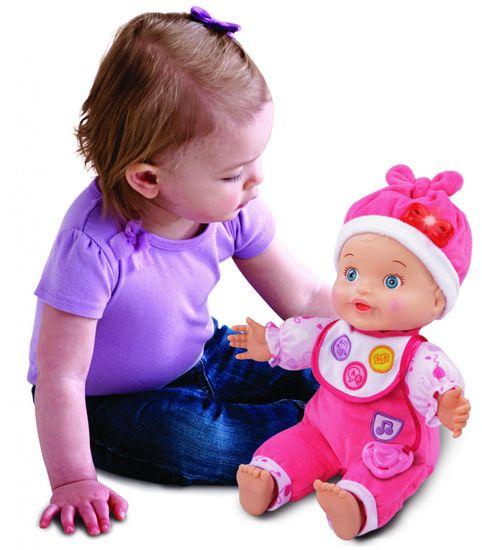 Vtech Little Love - Mluvící miminko - rozbaleno