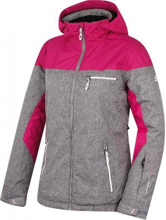 Hannah jakna Wayve, siva/roza, 38