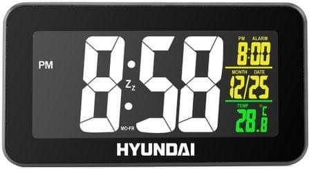 HYUNDAI HYUAC322B Digitális ébresztőóra