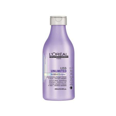 L'Oréal szampon Expert Liss Unlimited wygładzający - 250 ml