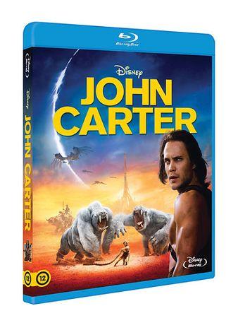 John Carter BD