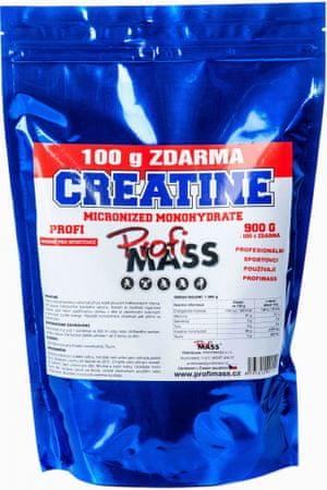 ProfiMass Profi Creatin Micronized Monohydrate 900+100 g