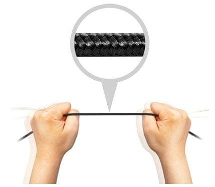 A-Data kabel micro USB czarny