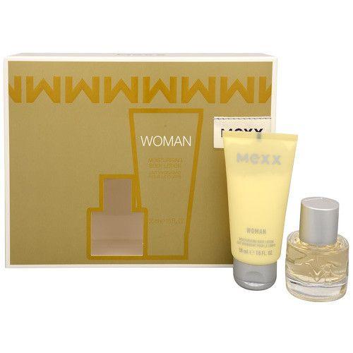 Mexx Woman - EDT 20 ml + tělové mléko 50 ml