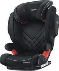 RECARO Monza Nova 2 Seatfix 2018, Performance Black