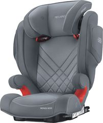 RECARO Monza Nova 2 Seatfix 2018, Aluminuim Grey