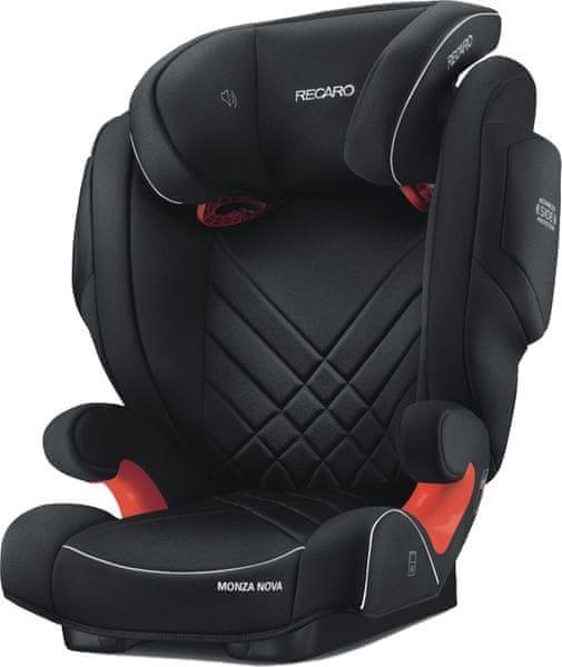 RECARO Monza Nova 2 2017, Performance Black