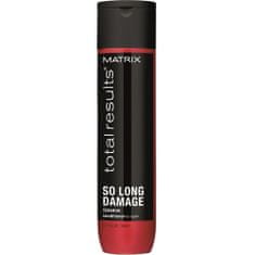 Matrix Posilující kondicionér pro dlouhé vlasy Total Results So Long Damage (Conditioner For Repair)