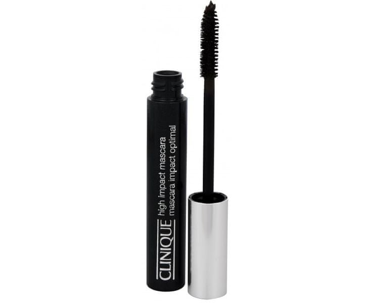 Clinique Řasenka pro objem řas (High Impact Mascara Dramatic Lashes On-contact) 8 g Black