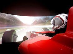 Poukaz Allegria - simulátor Formule 1 pro dva Praha
