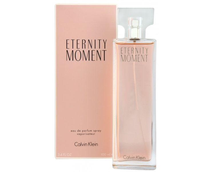 Calvin Klein Eternity Moment - parfémová voda s rozprašovačem 30 ml
