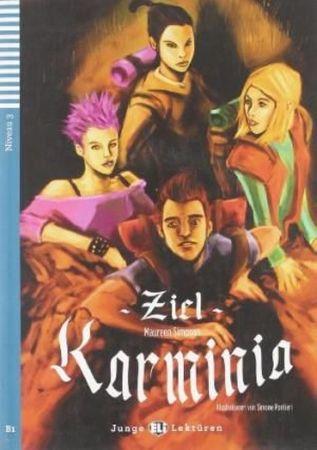 Simpson Maureen: Ziel Karminia+CD (B1)