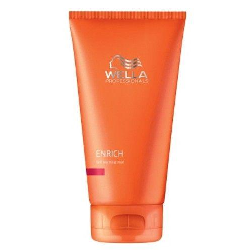 Wella Professional Samozahřívací maska na suché vlasy Enrich (Self Warming Treatment) 150 ml
