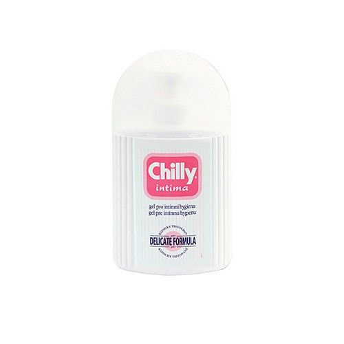 Chilly Intimní gel Chilly (Delicate) 200 ml
