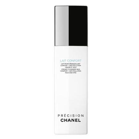 Chanel Upokojujúce čistiace mlieko pre tvár a oči Lait Confort (Creamy Cleansing Milk) 150 ml