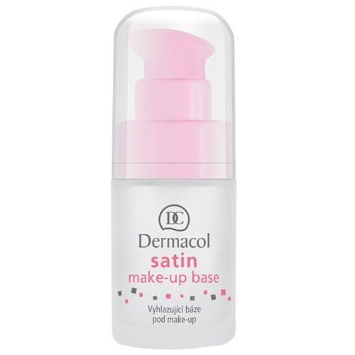 Dermacol Vyhlazující báze pod make-up (Satin Make-up Base) 15 ml