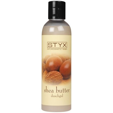 Styx Naturcosmetic Shea Butter sprchový gel 200 ml