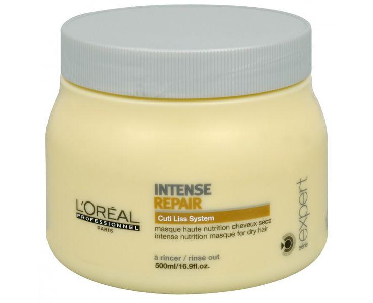 Výživná maska pro suché vlasy Intense Repair (Intense Nutrition Masque For Dry Hair) 500 ml
