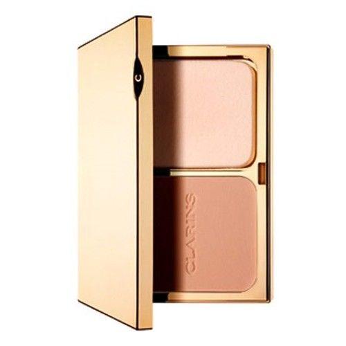 Clarins Kompaktní make-up s dlouhotrvajícím účinkem SPF 15 (Everlasting Compact Foundation) 10 g 107 Beige