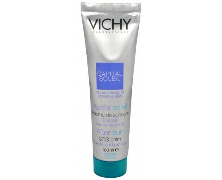 Vichy SOS Balzám na spálenou pokožku Capital Soleil 100 ml