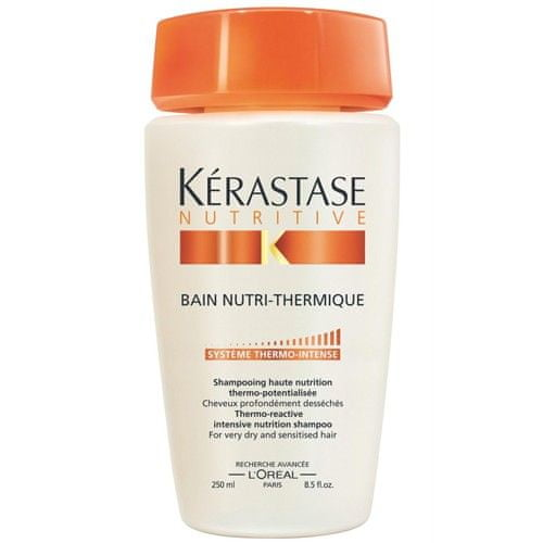 Kérastase Termoaktivní intenzivně vyživující šampon pro velmi suché a citlivé vlasy Bain Nutri-Thermique (Ther
