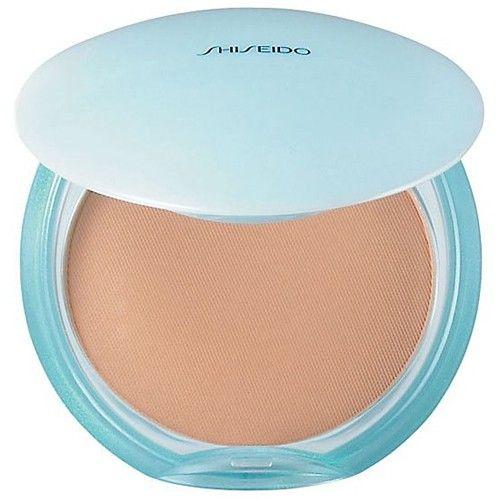 Shiseido Matující kompaktní make-up Pureness SPF 15 (Matifying Compact Oil-Free) 11 g 20 Light Beige