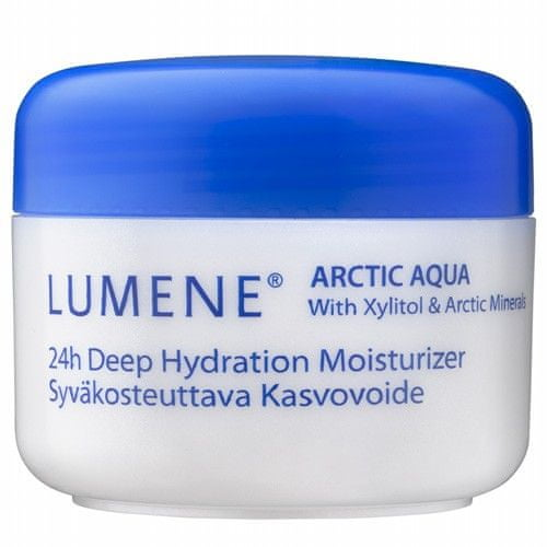 Lumene 24h hluboce hydratační krém pro normální a suchou pleť Arctic Aqua (24h Deep Hydration Moisturizer)