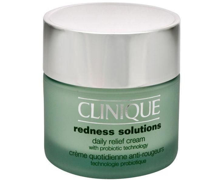 Clinique Pleťový krém proti zarudnutí Redness Solutions (Daily Relief Cream With Probiotic Technology) 50 ml