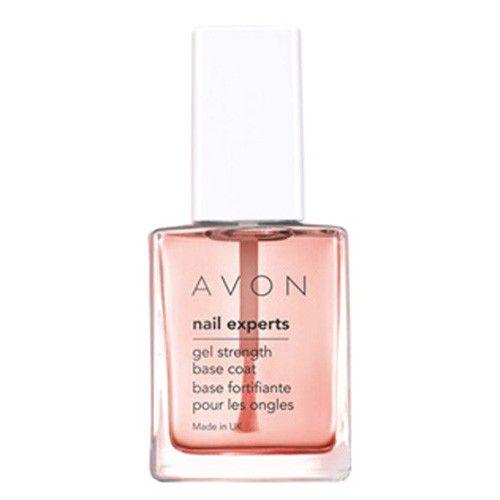 Avon Posilující gelová báze na nehty Nail Experts (Nail Strenght) 10 ml