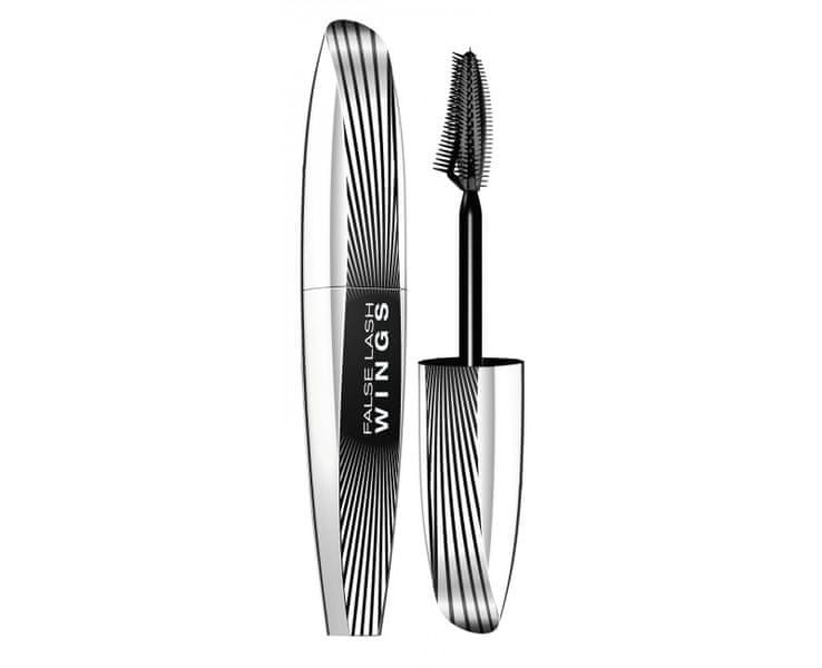 L'Oréal Řasenka pro efekt umělých řas False Lash Wings 7 ml Black