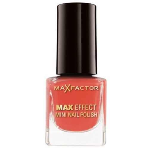Max Factor Lak na nehty Max Effect (Mini Nail Polish) 4,5 ml 18 Cloudy Blue