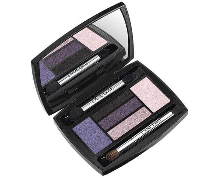 Lancome Paletka očních stínů pro kouřové líčení Hypnôse Drama Eyes (5 Color Palette Smoky Eyes) 2,7 g DR1 Ba