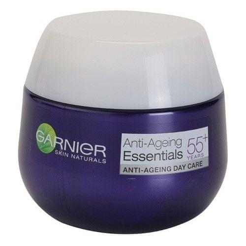 Garnier Denní krém proti vráskám Essentials 55+ (Anti-Ageing Day Care) 50 ml