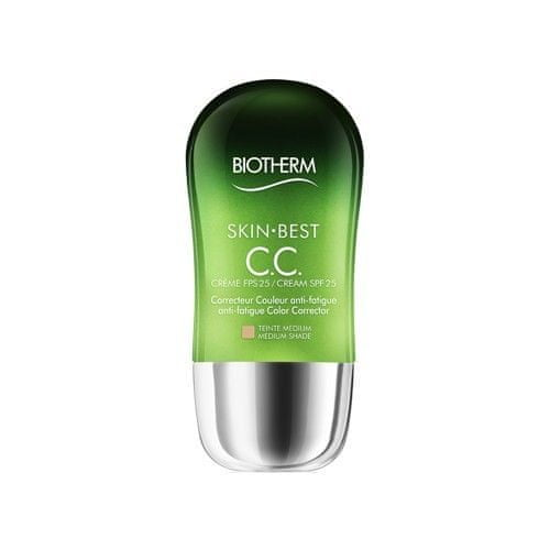 Biotherm CC krém (Skin Best CC Cream SPF 25) 30 ml Light Shade